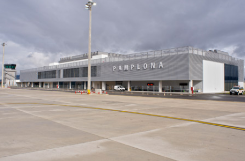 Pamplona airport