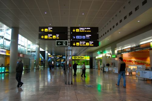 Alicante Airport Arrivals
