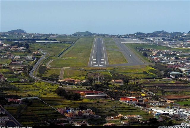 Los Rodeos Tenerife North Airport